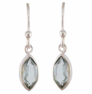 Arvino 925 Sterling Silver Dangle Earring For Women with Gemstone Options-Arvino Online
