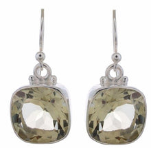 Arvino 925 Sterling Silver Dangle Earring With Amethyst Gemstone-Arvino Online