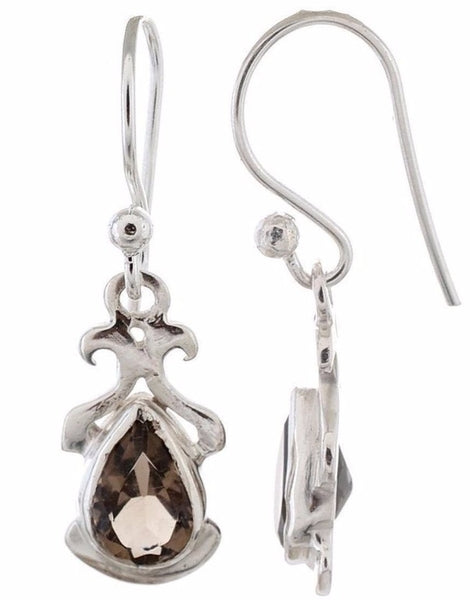 Arvino 925 Sterling Silver Dangle Earring With Different Semi Precious Stones-Arvino Online