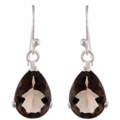 Arvino 925 Sterling Silver Dangle Earring With Multi Gemstone Option-Arvino Online