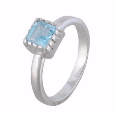Arvino 925 Sterling Silver Ring With Different Semi Precious Gemstones-Arvino Jewelry