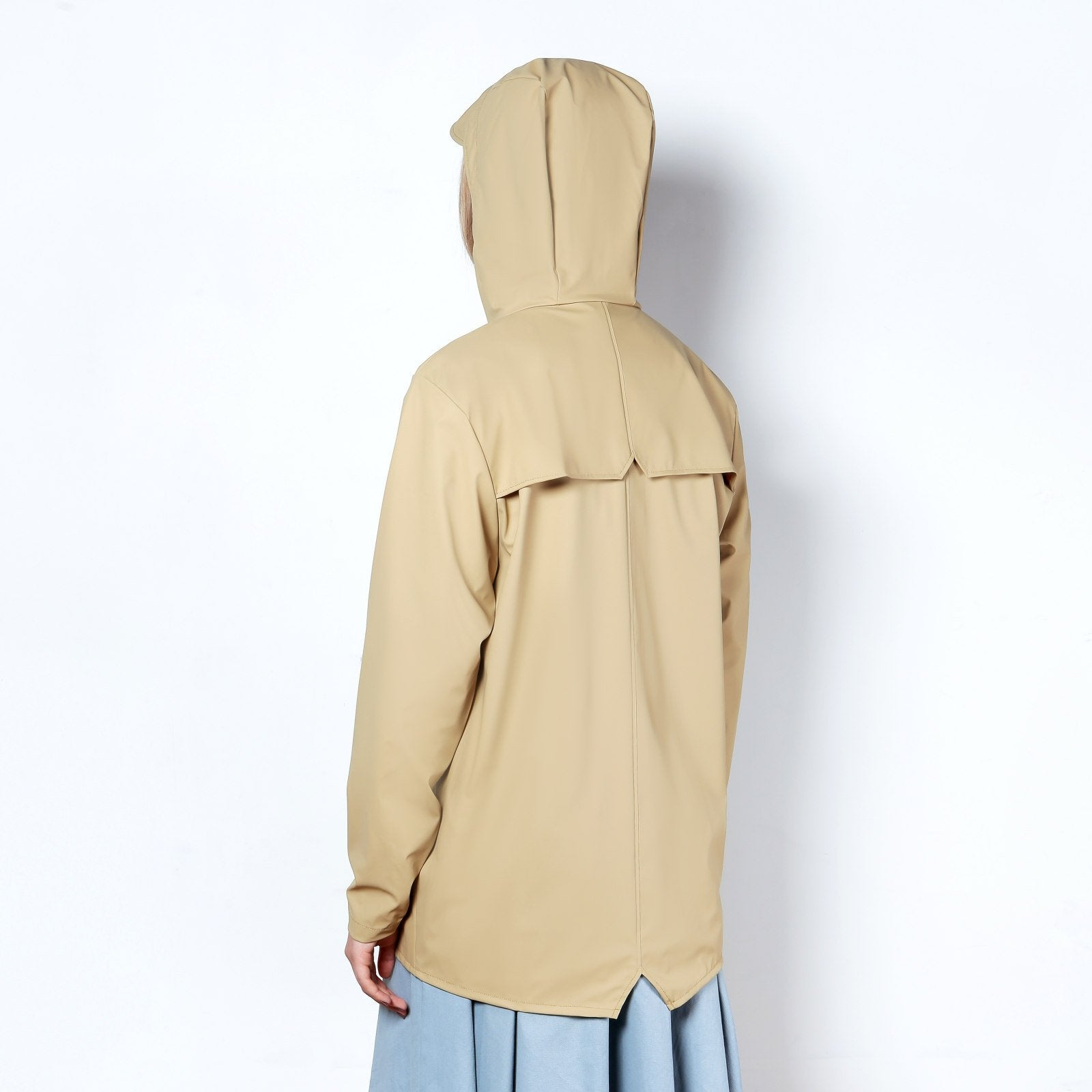 ПЛАЩ RAINS JACKET BEIGE