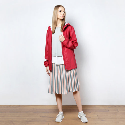 ПЛАЩ RAINS BASE JACKET RED