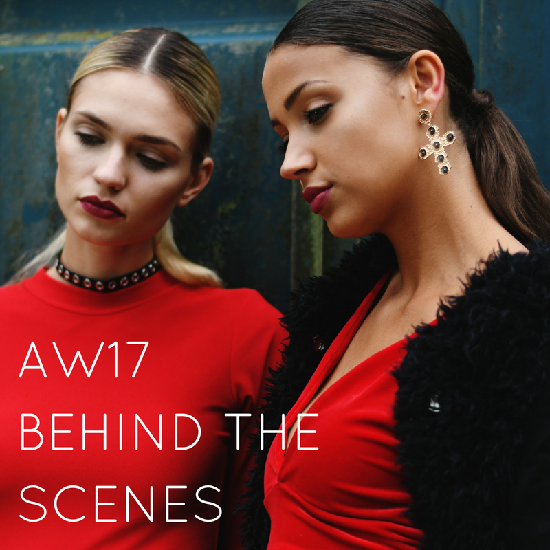 AW17 TRANSITIONAL CAMPAIGN - BEHIND THE SCENES