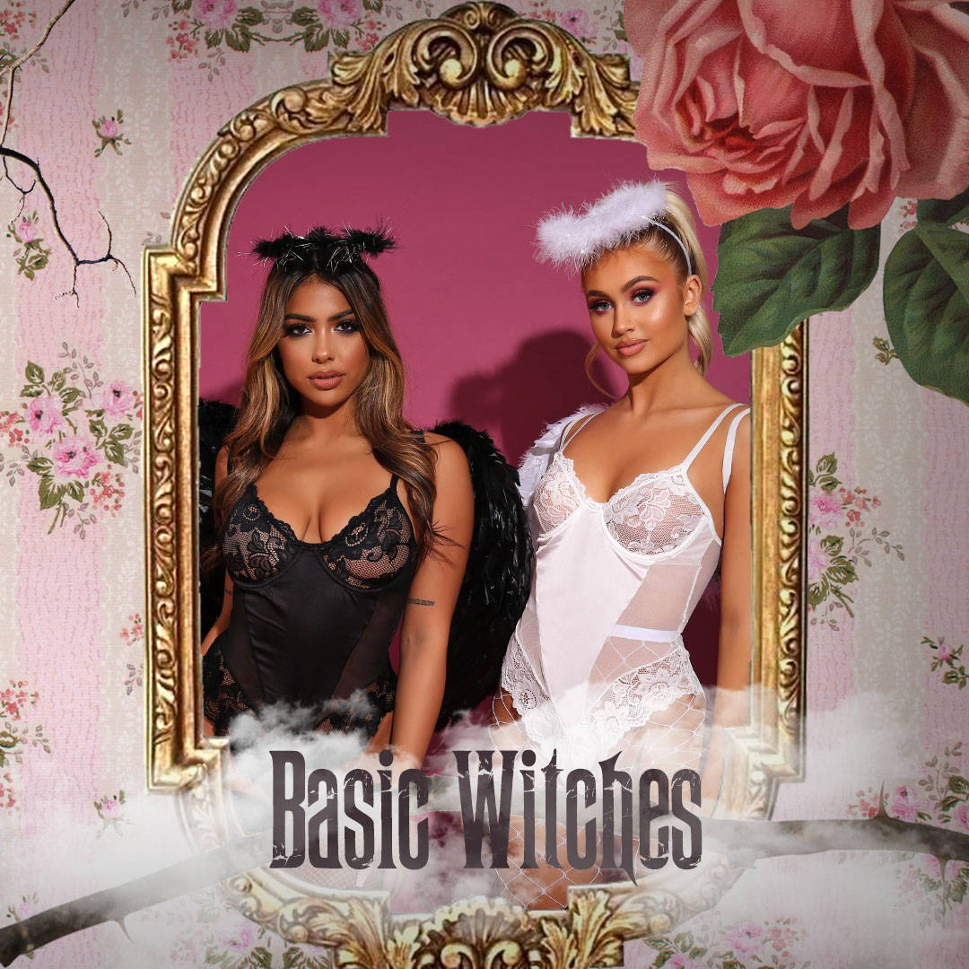 Basic Witches | I Saw It First