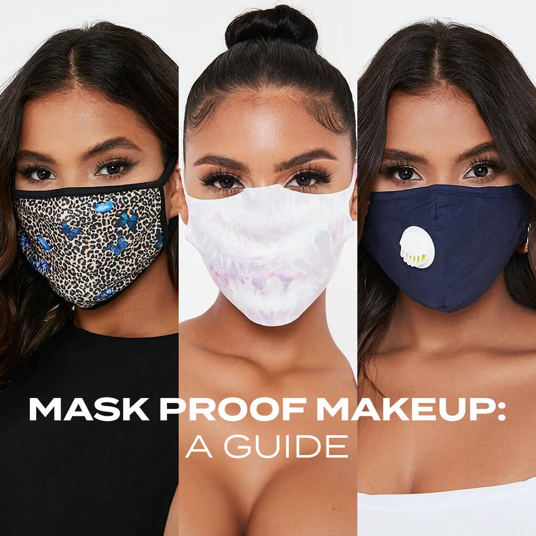 Mask proof makeup tips