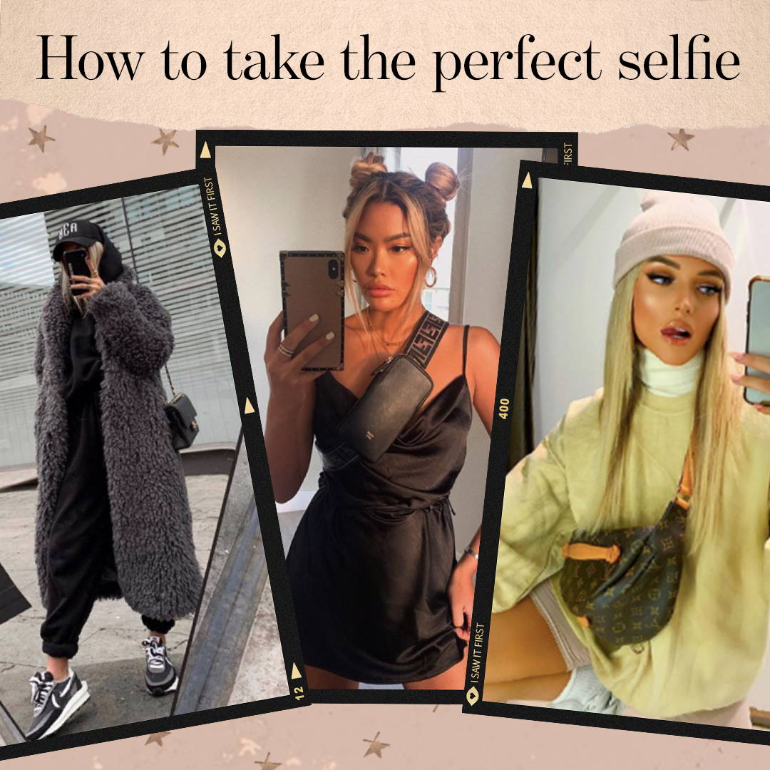 How To Take The Perfect Mirror Selfie I Saw It First