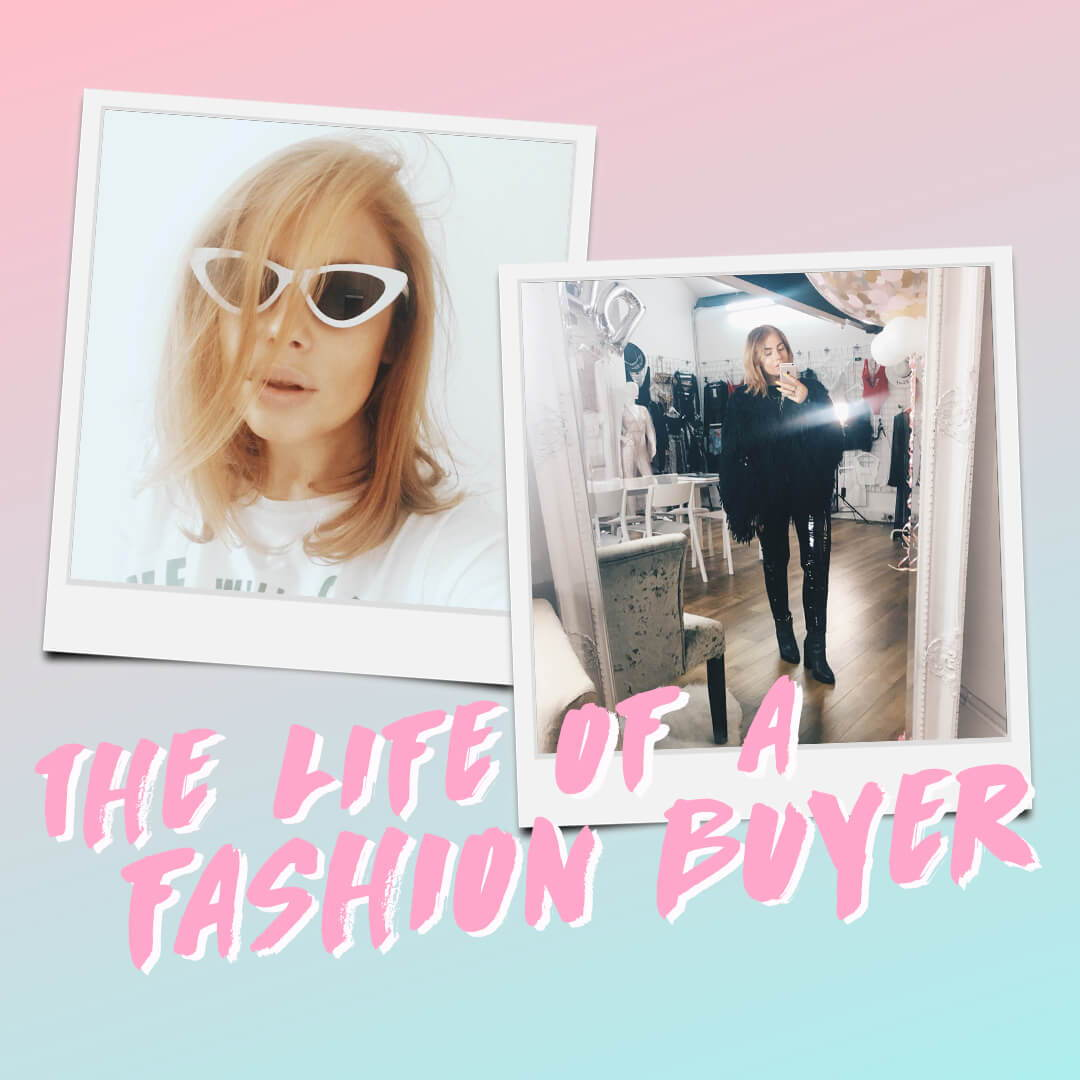 The Life of a Fashion Buyer
