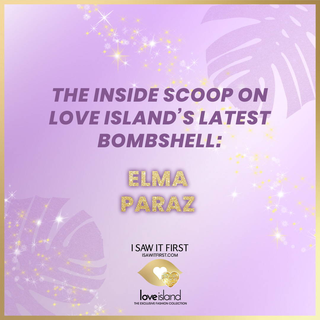 Get to Know Love Island's Latest Bombshell: Elma Pazar