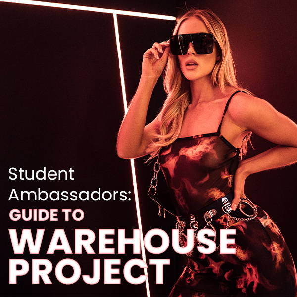 Student Ambassadors: Guide to Warehouse Project