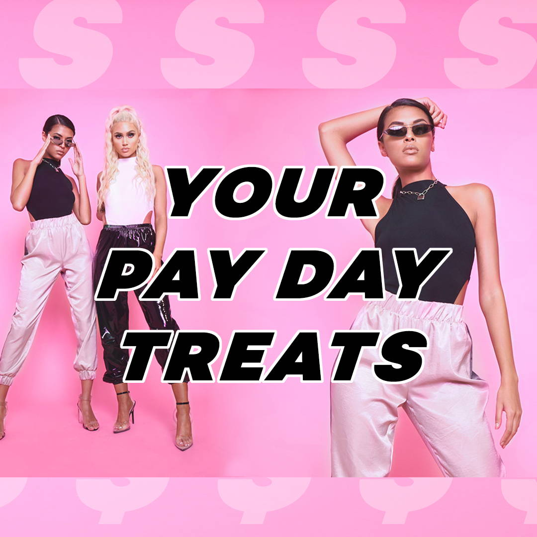 Your Pay Day Treats