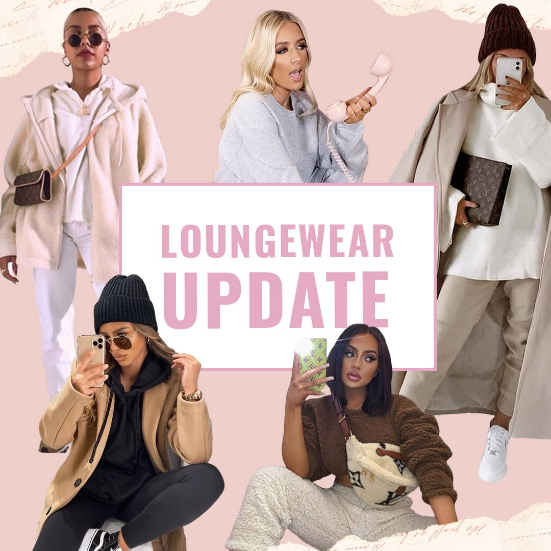 Your Loungewear Update