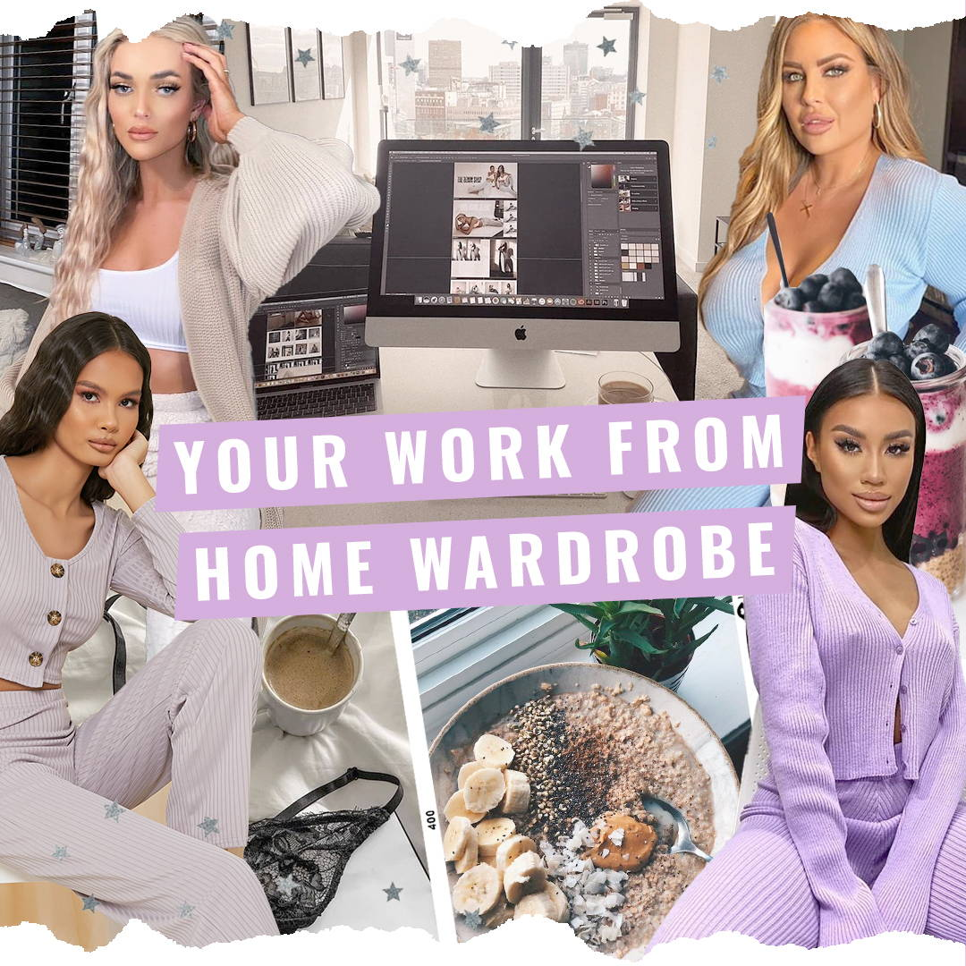 Your Work From Home Wardrobe