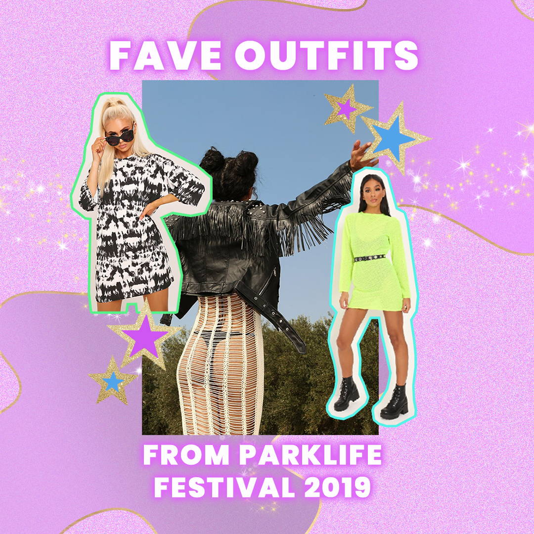 Fave Outfits from Parklife Festival 2019