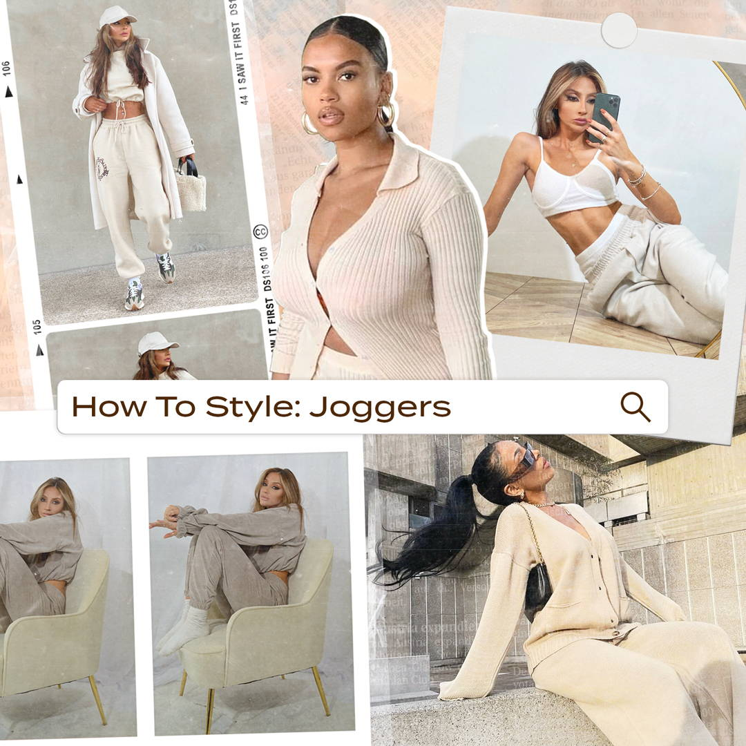 How To Style: Joggers