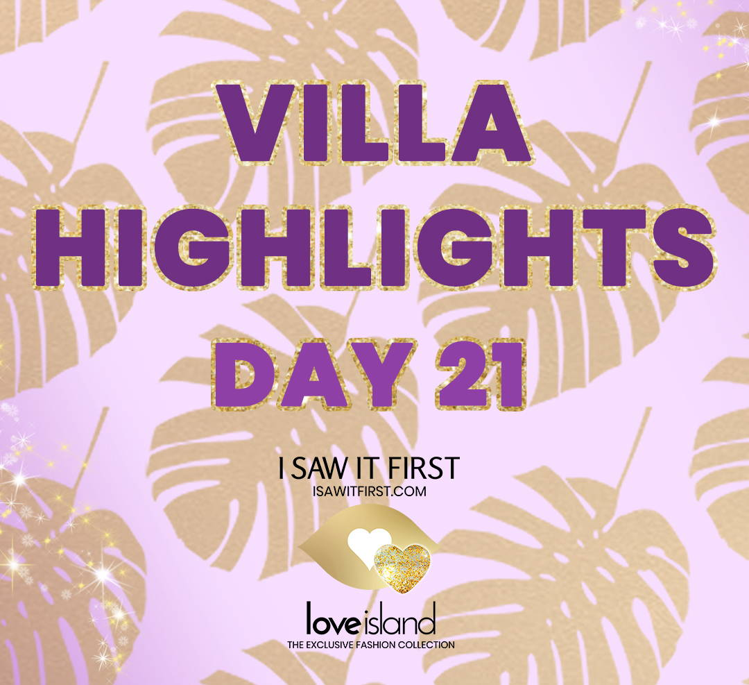 Villa Highlights: Day 21