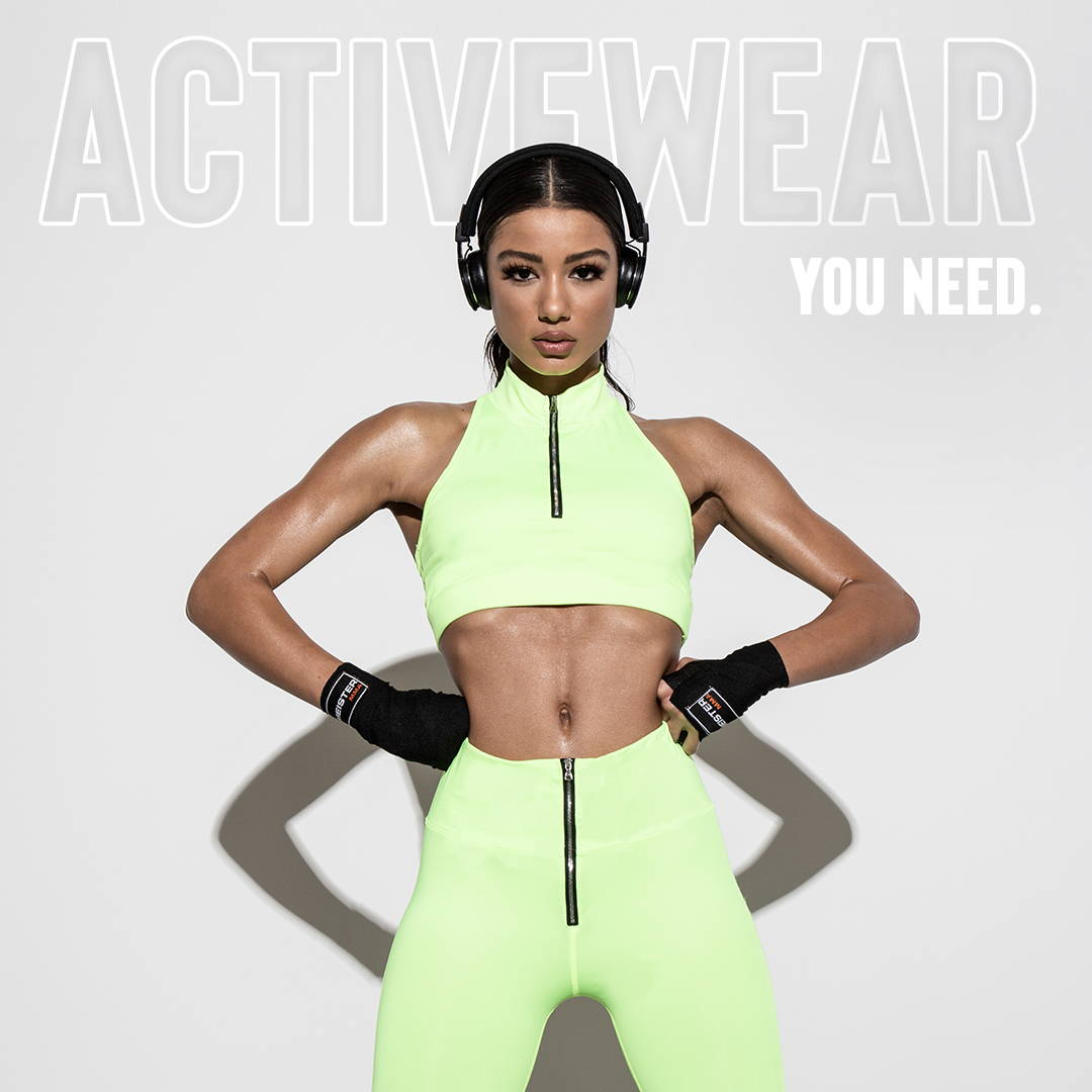 Flexercise: Activewear You NEED