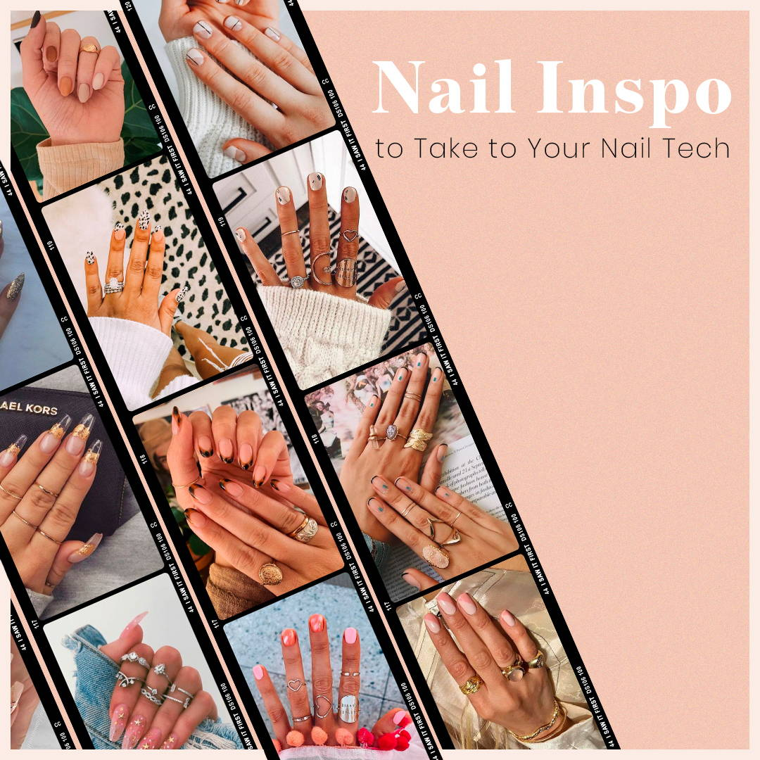 Nail Inspo To Take To Your Nail Tech
