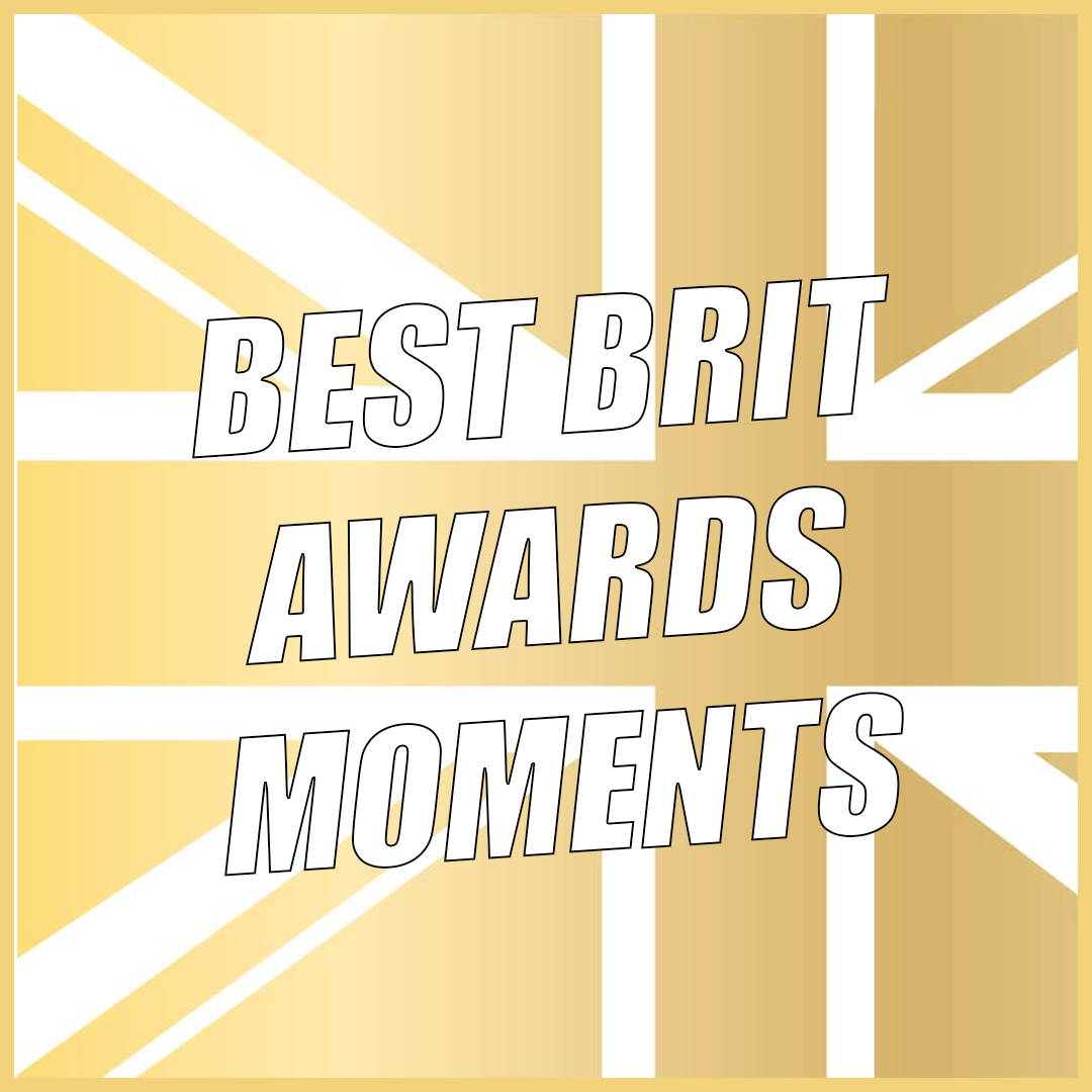 Best BRIT Awards Moments
