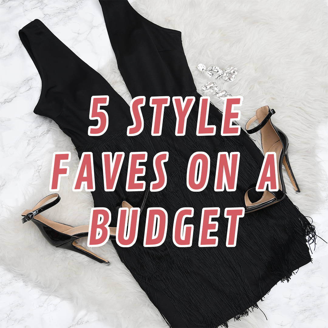 5 Budget-Friendly Buys Which Look Expensive