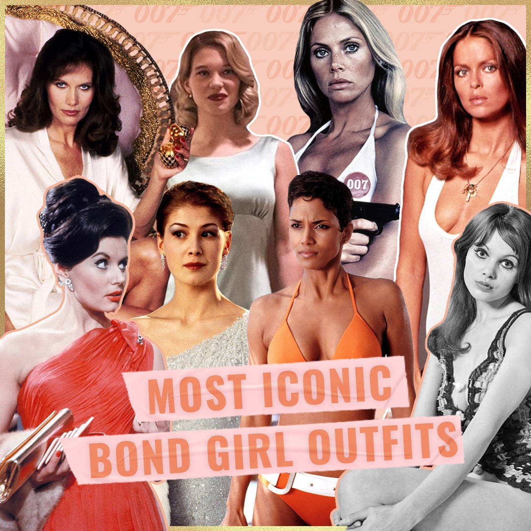 Most Iconic Bond Girl Outfits