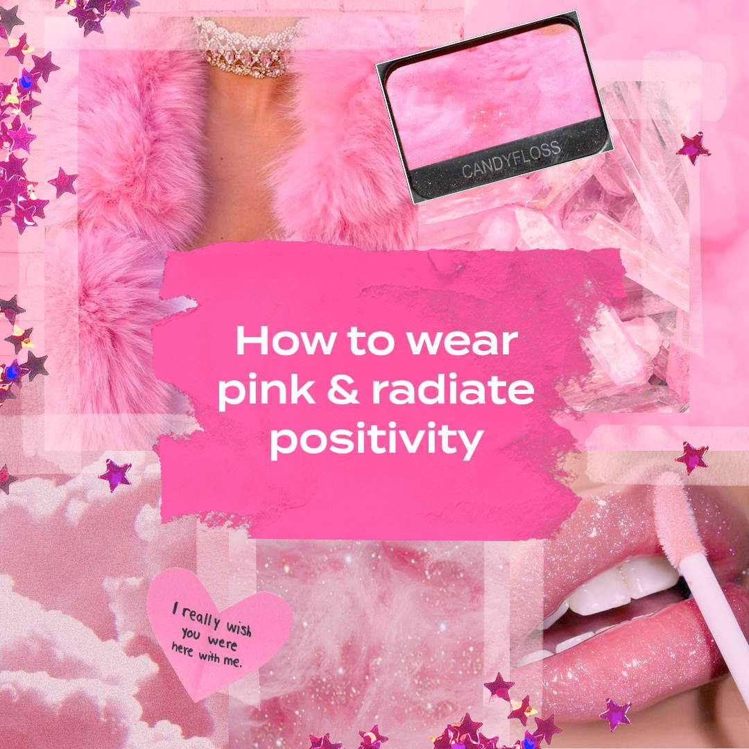 How To Wear Pink & Radiate Positivity