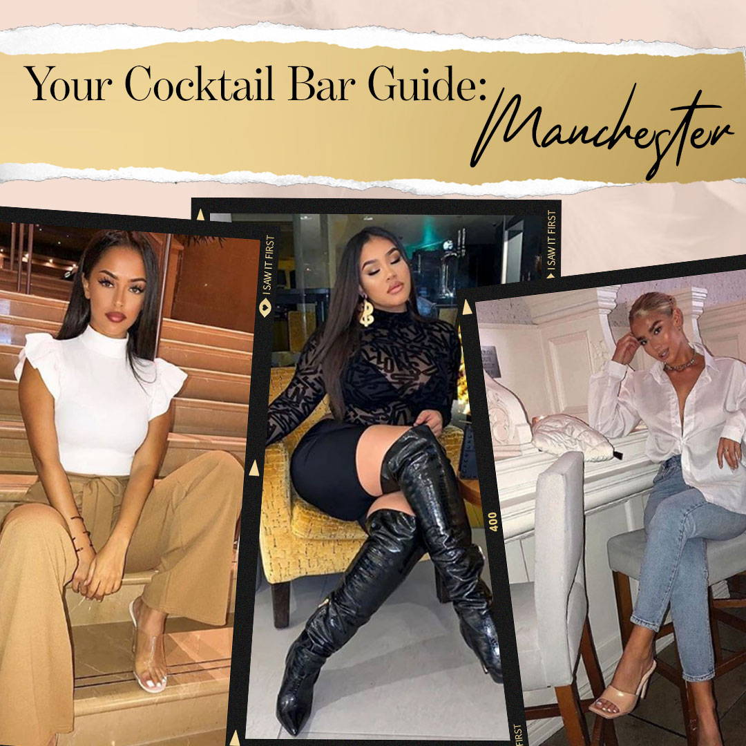Your Cocktail Bar Guide: Manchester