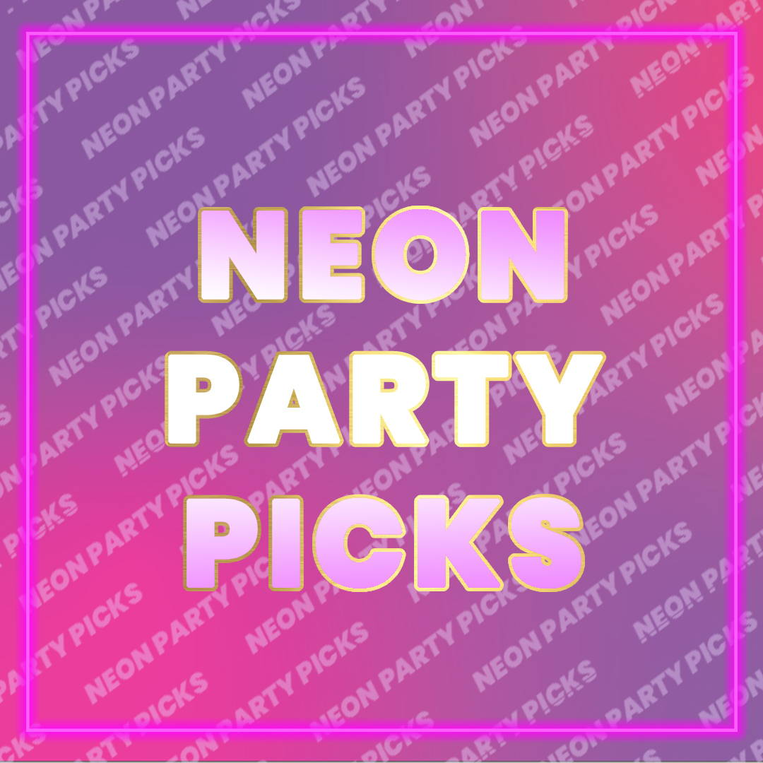 Neon Party Picks