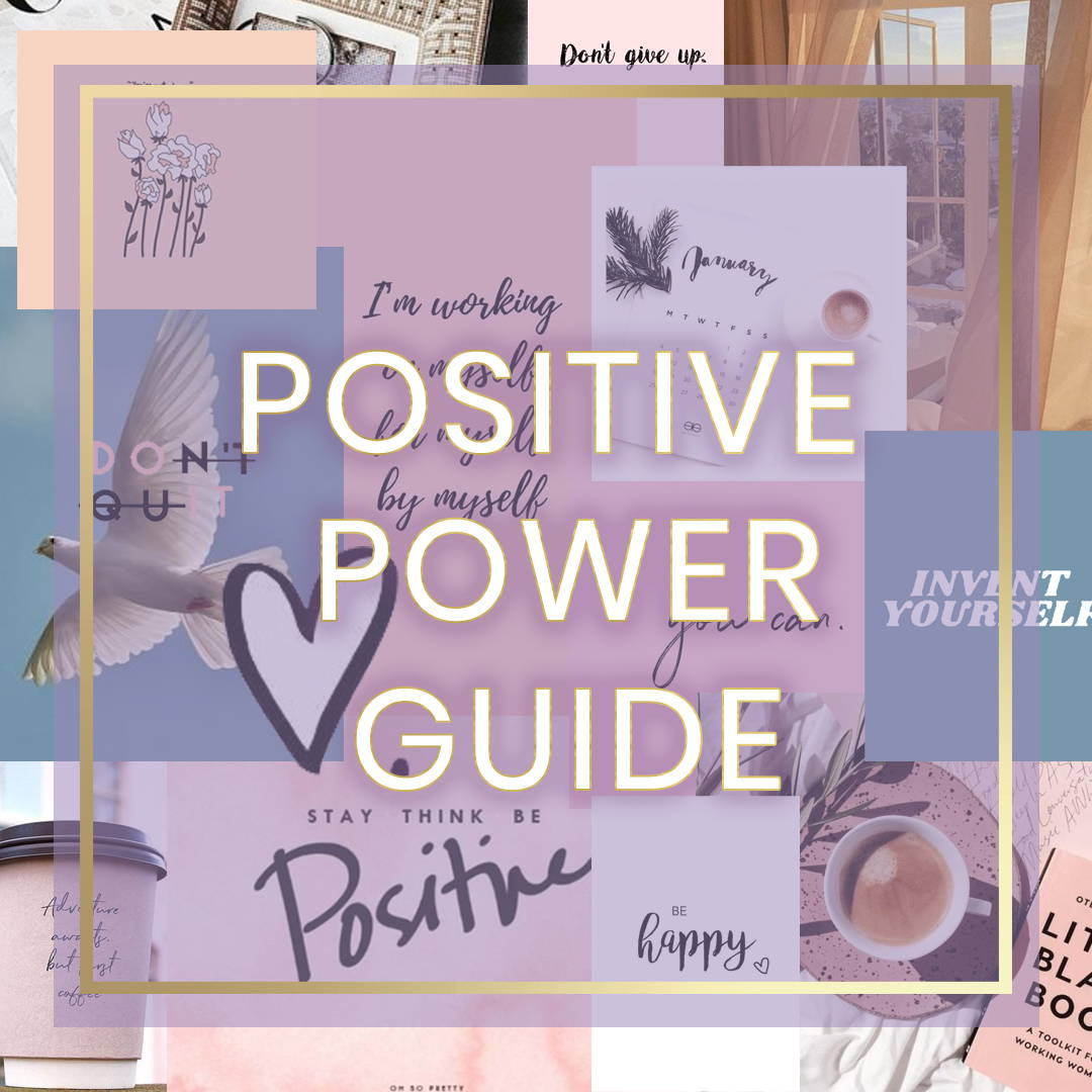 Turning negative vibes into positive power