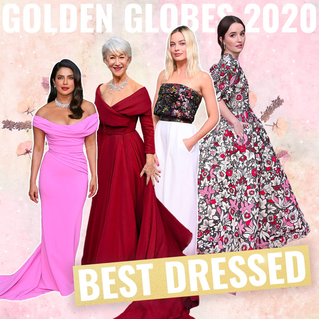 Golden Globes 2020 - Best Dressed