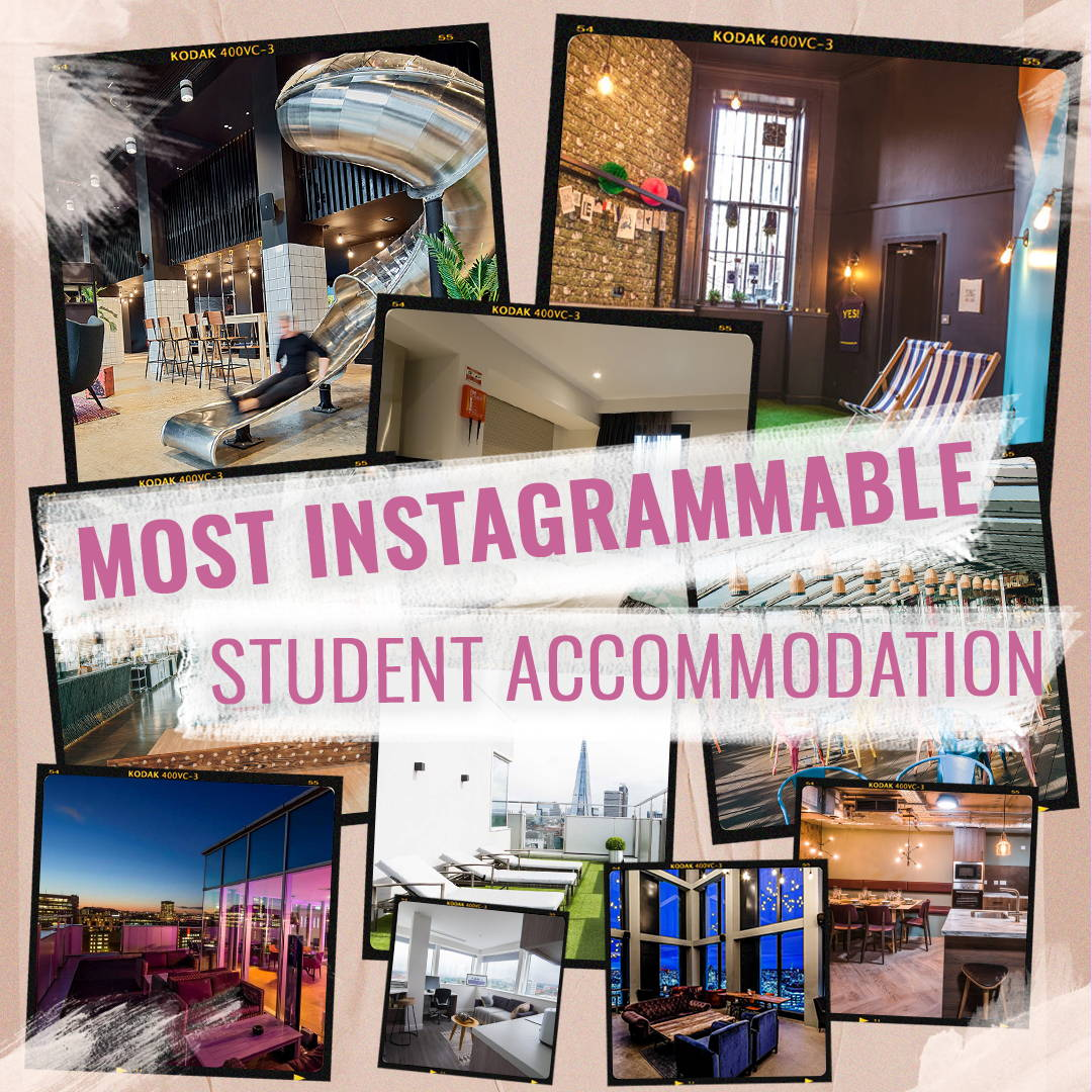 Most Instagrammable Student Accommodation