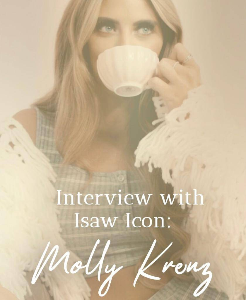 Get to know ISAW icon: Molly Krenz