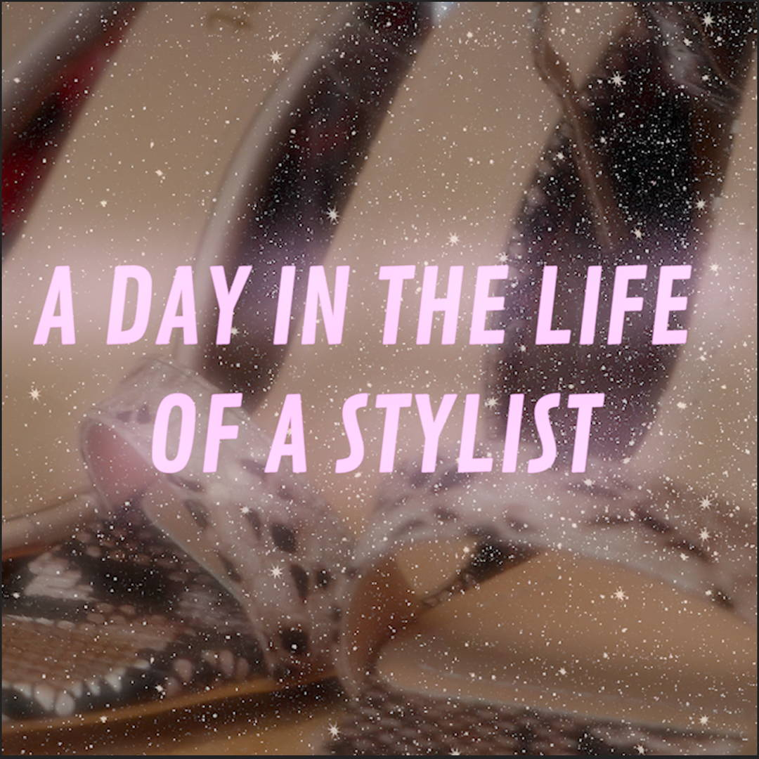 A Day in the Life of an #ISAWStylist