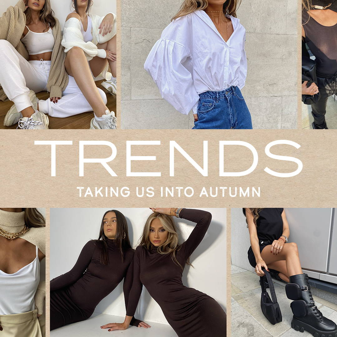 Trends to wear in Autumn