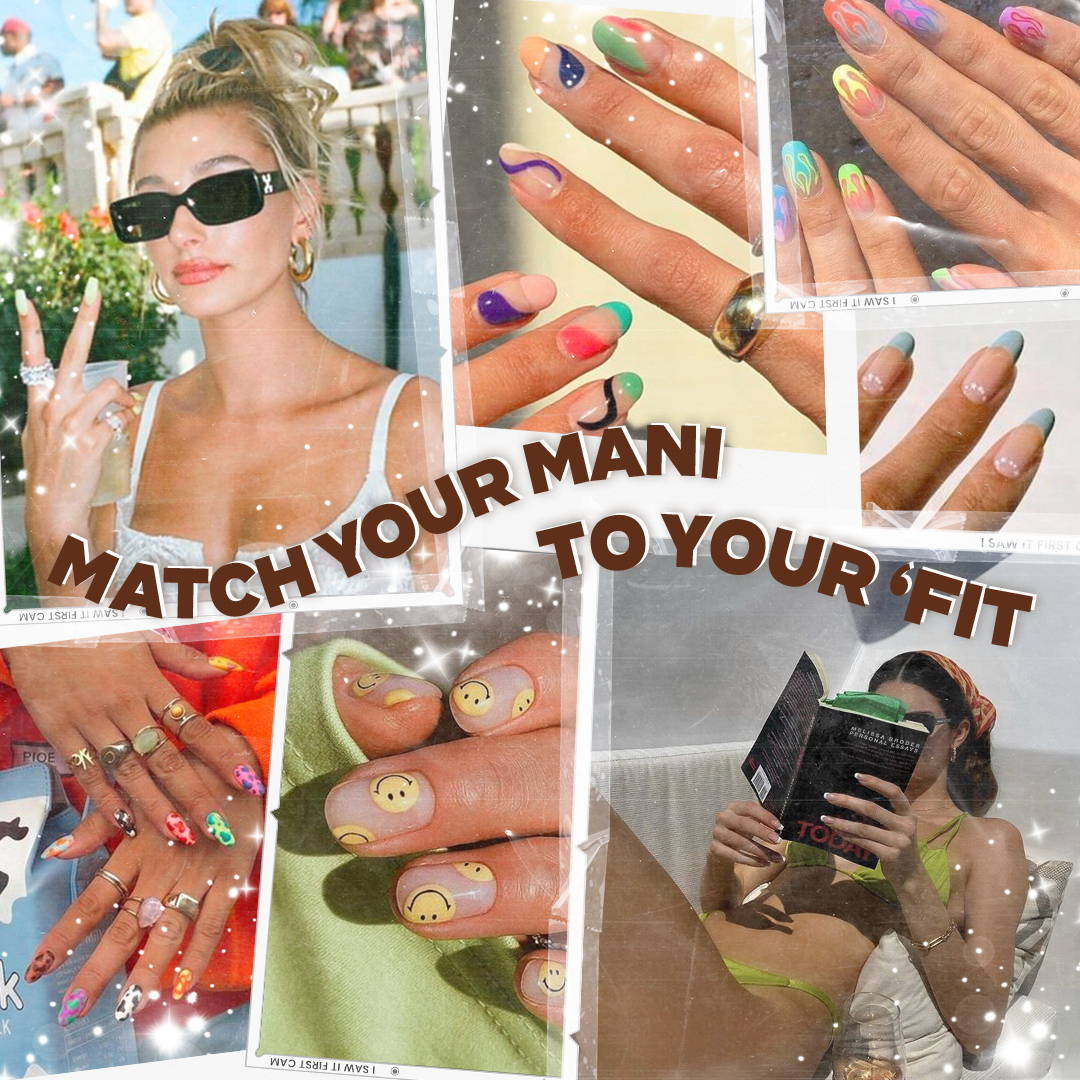 Match Your Mani To Your 'Fit