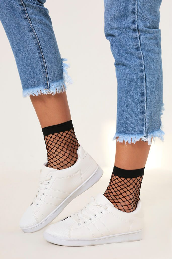MESH Ankle SOCKS view main view