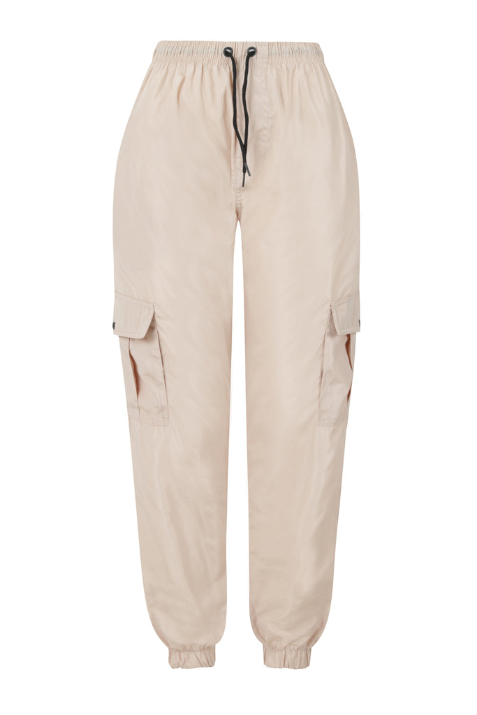 Sand Side Pocket Cargo Trousers view 5