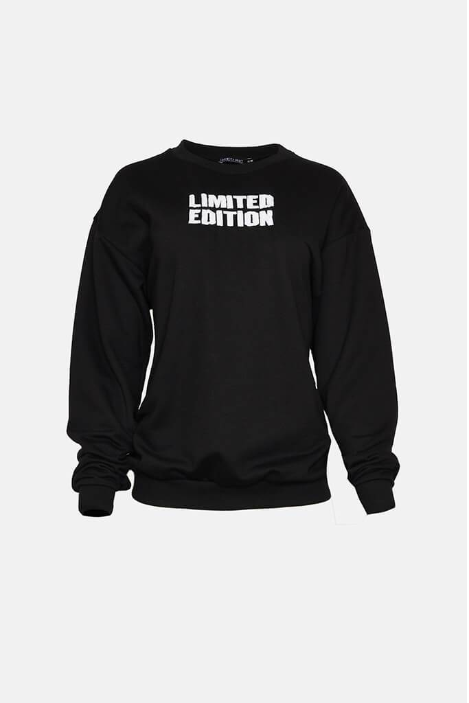 Black Limited Edition Oversized Sweatshirt view 2