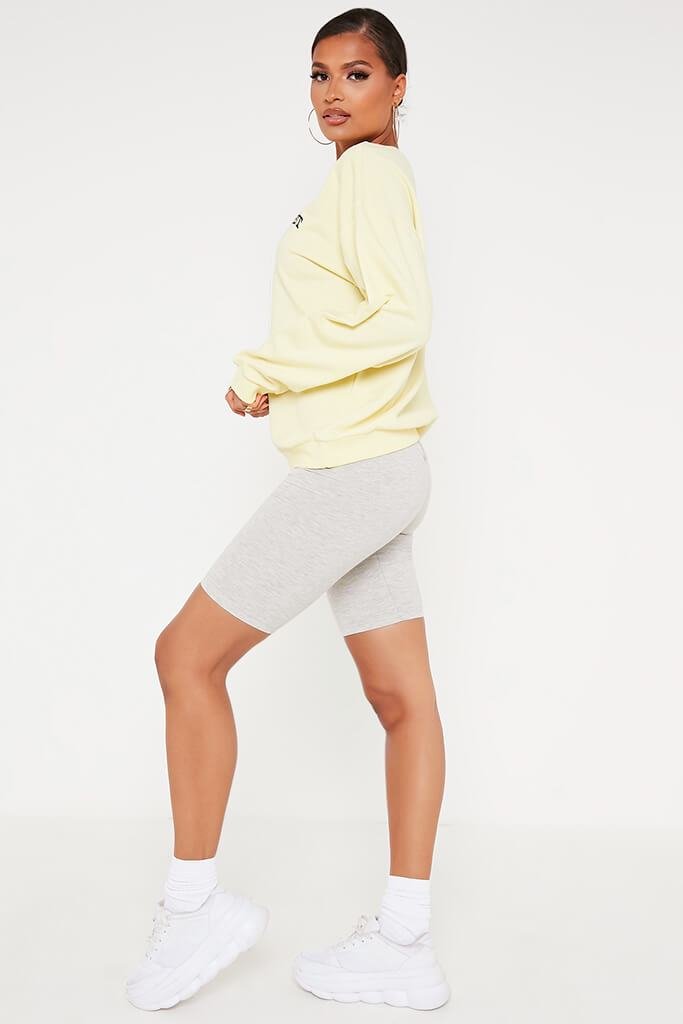 Lemon Yesaintwest Sweater view 3