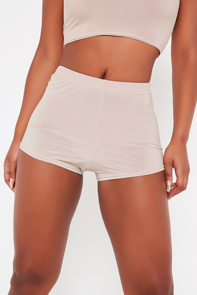 Stone Slinky Crop Cycling Short view 5