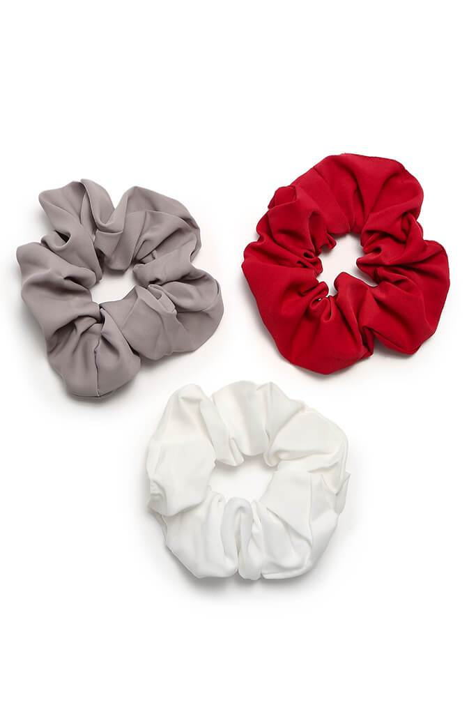 Multi 3 Pack Scrunchies