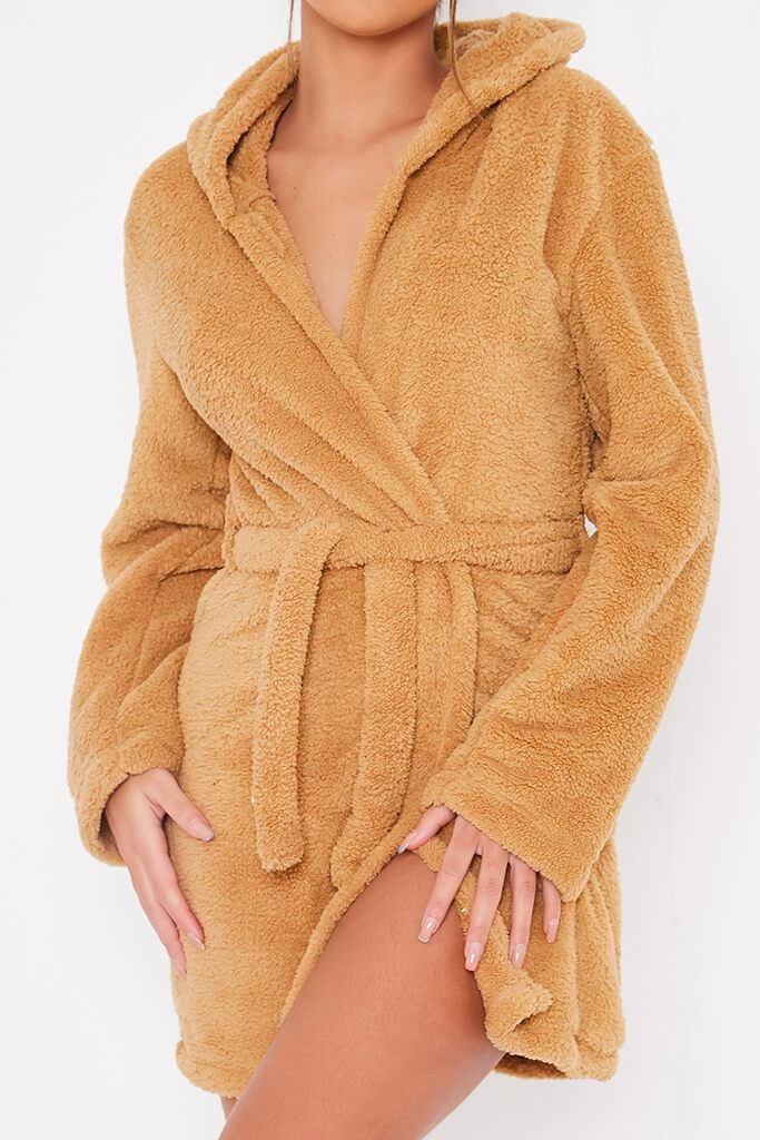 Stone Teddy Ears Dressing Gown view 5
