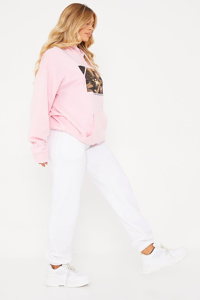 Pink Mean Girls I Want My Pink Shirt Back Hoodie view 4
