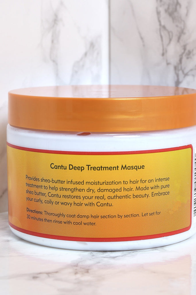 CANTU DEEP TREATMENT Hair MASK view 2