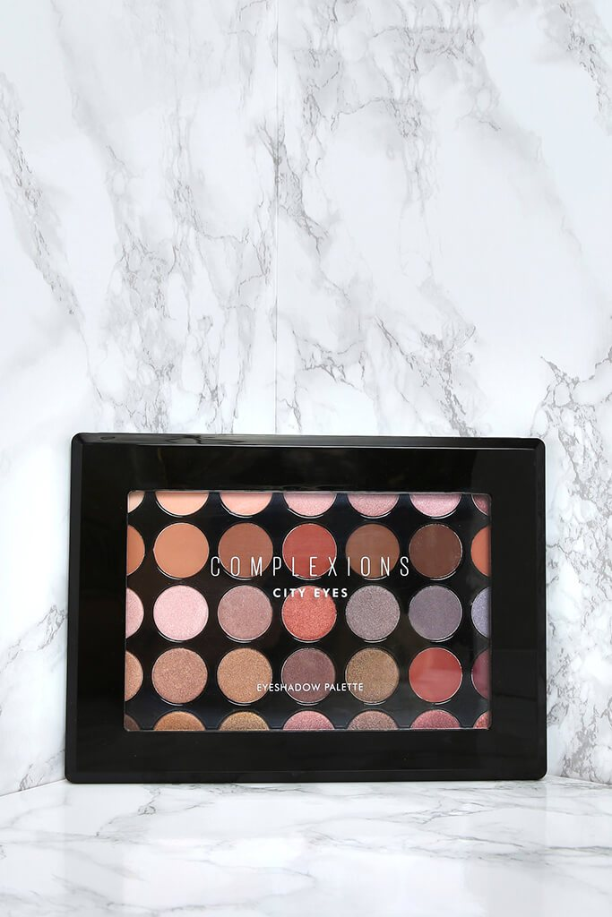 City Eyes 35 Shade Eyeshadow Palette view 2