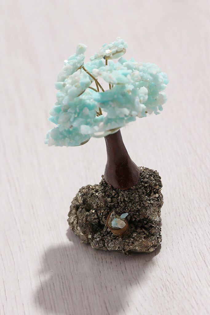 Blue Gem Tree view 2