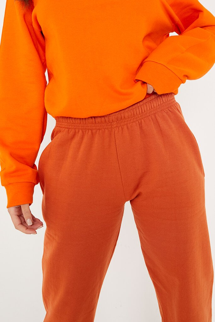 Rust Essential Joggers view 5