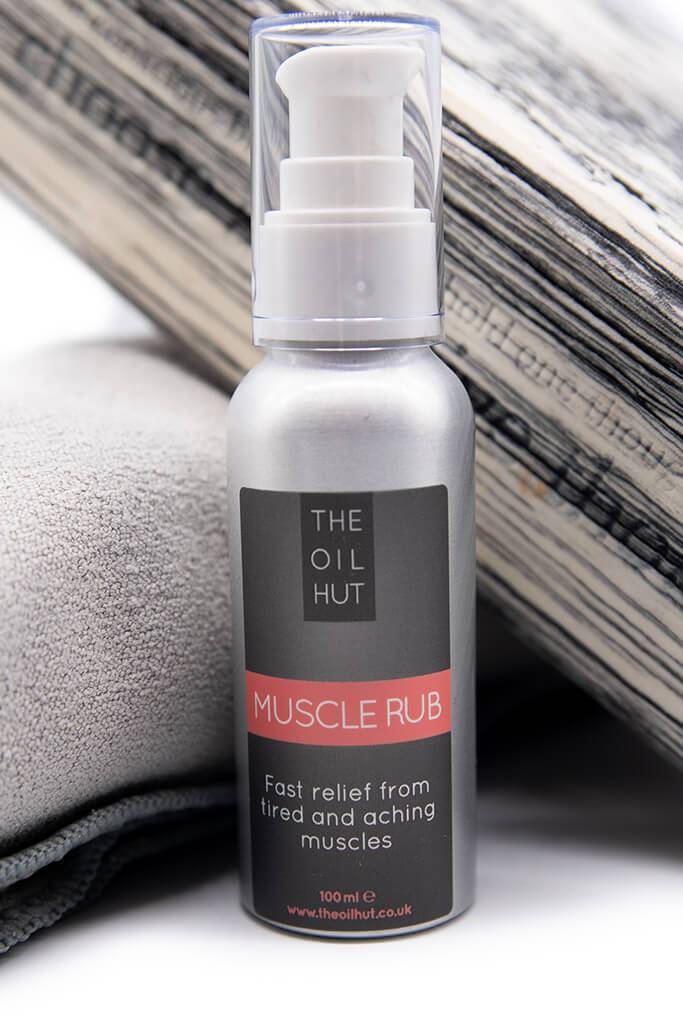Muscle rub - Body oil