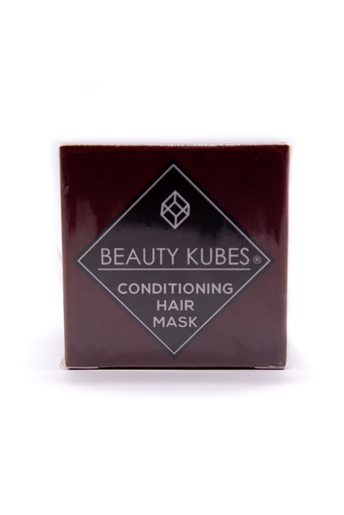 Plastic Free Solid Hair Conditioner Kubes view main view