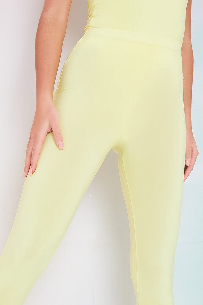 Lemon Slinky Leggings view 5